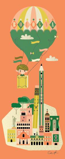 Linda Fahrlin Bologna Children's Book Fair