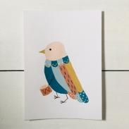 Little Bird Parade - Drummer Bird