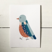 Little Bird Parade - Robin Bird