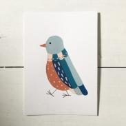 Little Bird Parade - Robin Bird