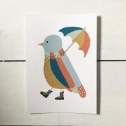 Little Bird Parade - Umbrella Bird