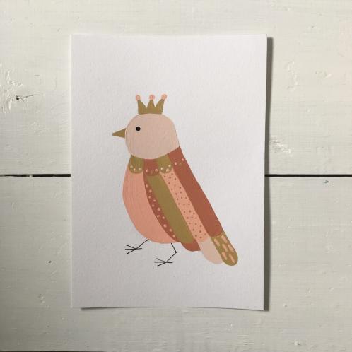 Little Bird Parade - King Bird